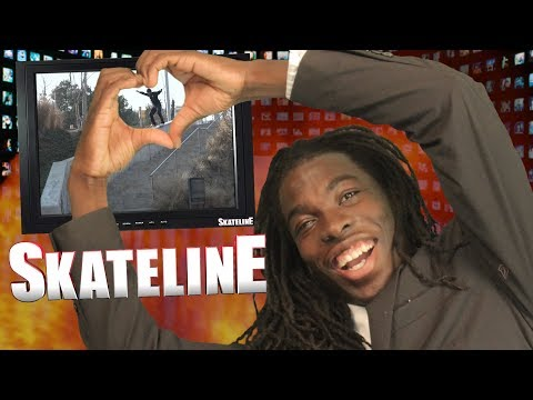 SKATELINE - Chris Haslam, Nyjah Huston, Louie Lopez, Jaakko Ojanen, Boo Johnson