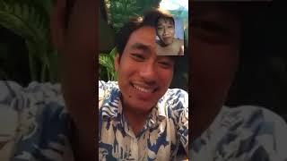 Kiều Minh Tuấn livestream trò chuyện Xuân Nghị