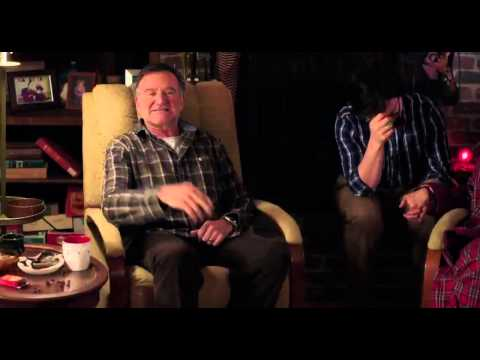 A Merry Friggin' Christmas Official Trailer (2014) - Robin Williams, Joel McHale HD