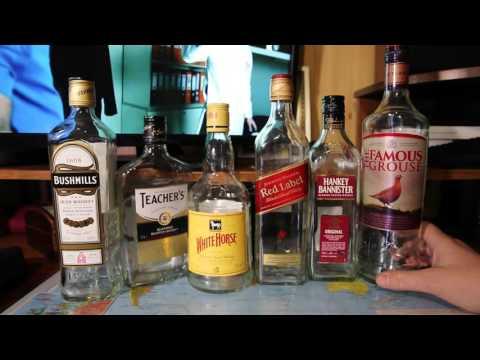 Рейтинг,оценка блендов Blended Scotch Whisky
