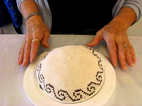Crocheted Kippot