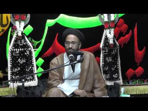 Majlis-Night Of 1st Muharram 1438 By Maulana Syed Moosa Raza Naqvi In Darbar-e-Masumeen.
