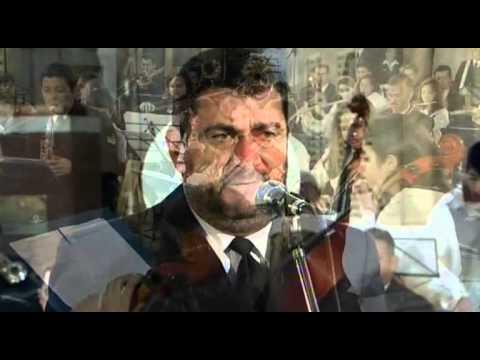 Himno Nacional Argentino orquesta infanto/juvenil Tablada y la orquesta de la Armada Argentina