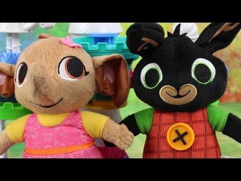 Lodowy zamek | Play-Doh & Bing | Bajki i kreatywne zabawki dla dzieci