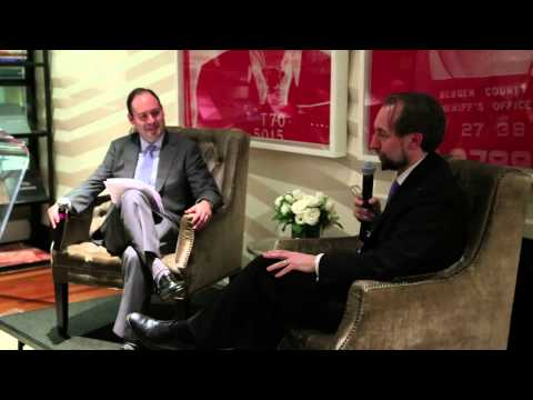Prince Zeid on His Majesty King Abdullah of Jordan