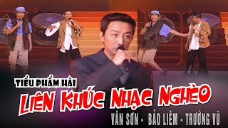 Liên Khúc Nghèo - Vân Sơn, Bảo Liêm, Trường Vũ [Vân Sơn 21- Hoa Hậu Việt Nam Thế Giới]