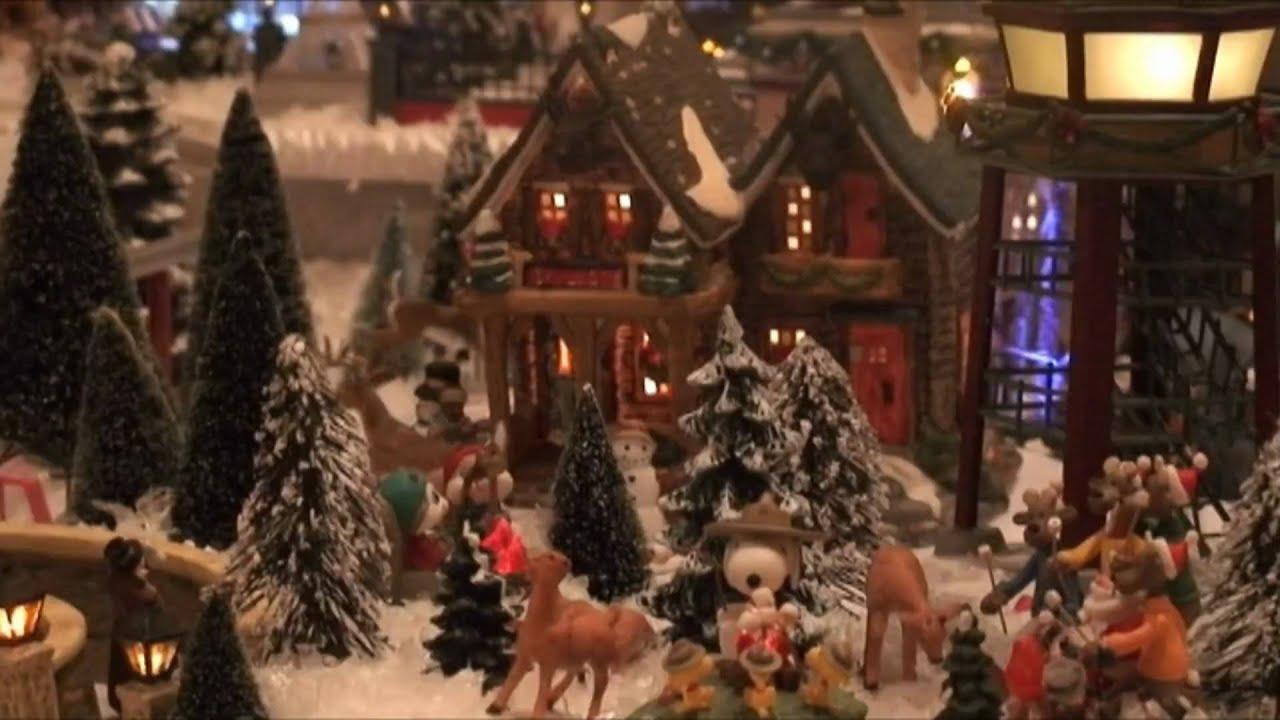 2008 Extreme Christmas Village Youtube