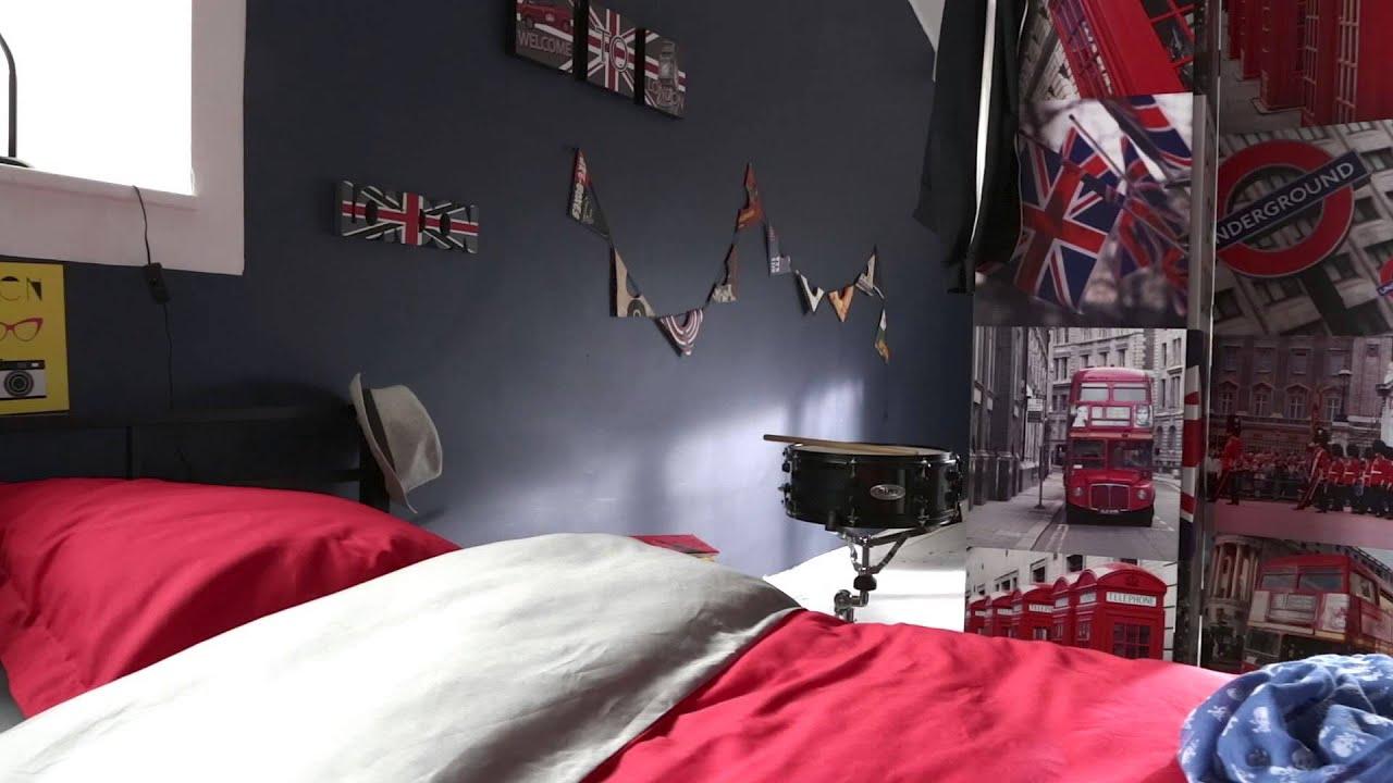 Une chambre london pour lui et pour elle catalogue but for Photo pour la chambre