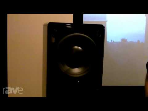 CEDIA 2013: MSE Audio Presents ID1 Speakers From Induction Dynamics