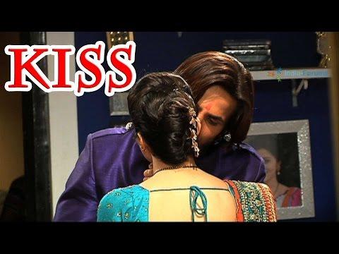 Z Berg First Kiss Ravi And Devika...