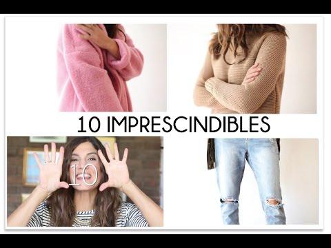10 prendas imprescindibles este otoño 2014