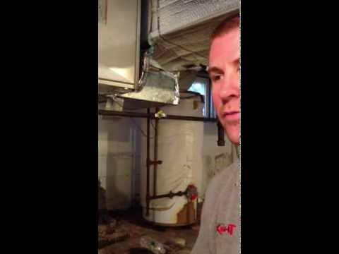 High Efficiency Gas Furnace 2- Zone Carrier Infinity with Greenspeed Technology in Sharon
