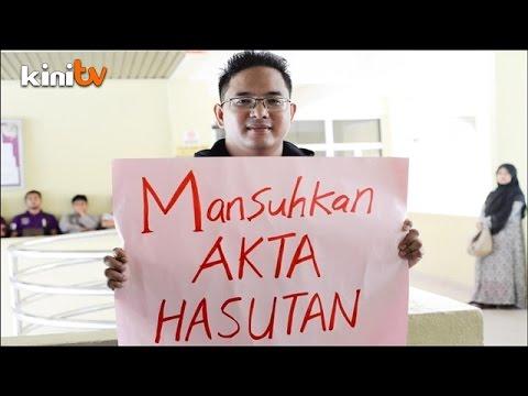 Ugutan PERKASA, Umno punca aktivis pelajar lari
