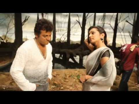 Maleyali Mindha Song Making - Andar Bahar Kannada Movie video