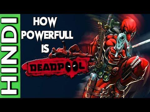 DeadPool Black Panther Back in Red Black Full Movie
