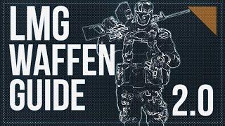Battlefield 4 LMG Guide 2.0 - Die besten Versorger Waffen (Bf4 Tutorial/Gameplay)