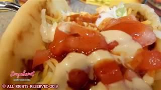 Taco Bell Deep Fried Overstuffed  Chalupa | Old El Paso Gordita Kit