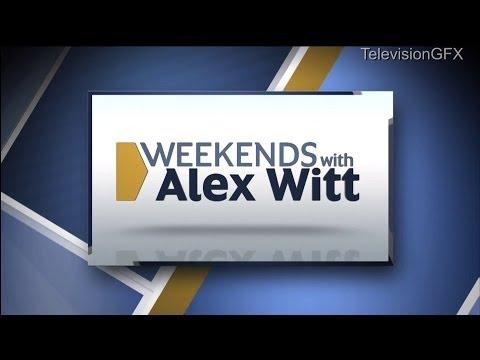 MSNBC Weekends with Alex Witt Open 2013