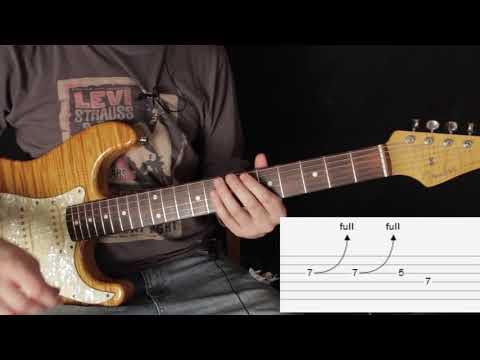 Como Comenzar a Hacer Solos De Guitarra - Leccion - Aprende Licks, Tecnicas y mas