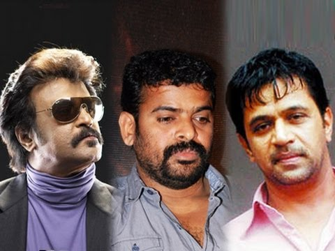 Give Water like Rajini & Arjun: Ameer