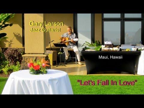 Gary Larson Jazz Music - Buzz's Wharf Catering Event - Maui Hawaii