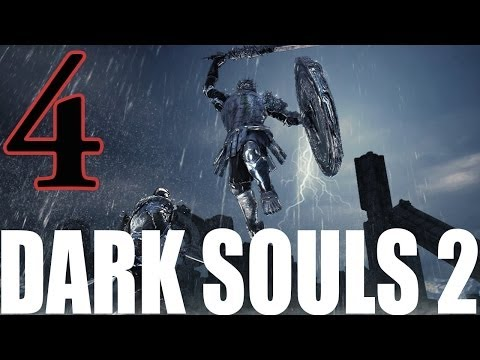 Dark Souls 2 Gameplay Walkthrough Part 4   Forest of Fallen Giants