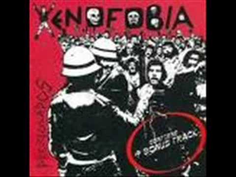 Xenofobia-Tema de Xenofobia