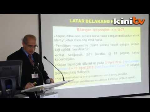 Najib pooh-poohs Umcedel's survey results