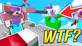 MINECRAFT BEDWARS AS A YOUTUBER .. | Minecraft Adventures