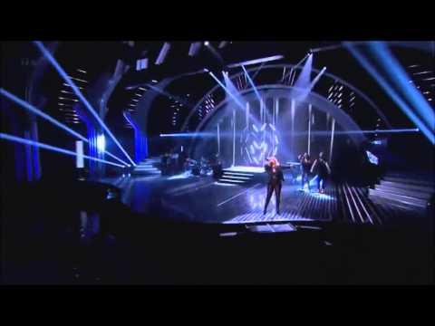 Demi Lovato: Heart Attack Live at Britain's Got Talent 2013 [HD]