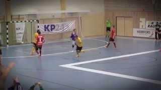 Tervetuloa FC YPA:n Youtube-kanavalle!