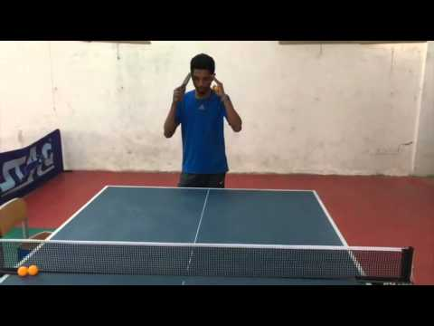 Table Tennis Ki Class - Part 1