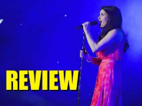 Let it go performed by Idina Menzel from Frozen Singing 2014 Academy Awards Oscars REVIEW