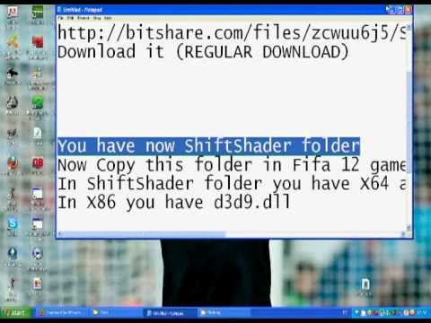 How to Fix Fifa 12 E0001 error