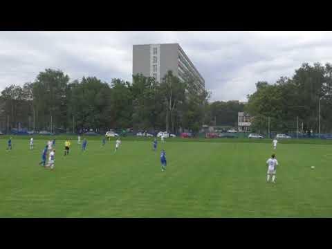 Sestřih branek U16 FCB - Vítkovice