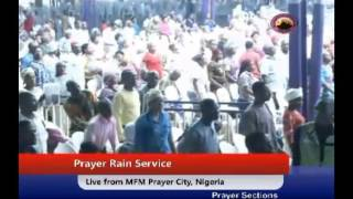 Prayer Rain Service Mountain of Fire & Miracles Ministries - Dr Olukoya