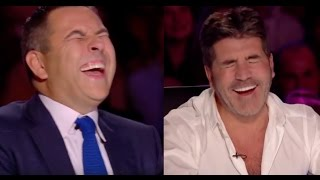 10 GRAPPIGSTE Audities Britain's Got Talent 2016 (Probeer NIET TE LACHEN)