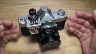 "D-rollo!!! La ""Minolta SR-1"". SLR. 35mm. Breve reseña."