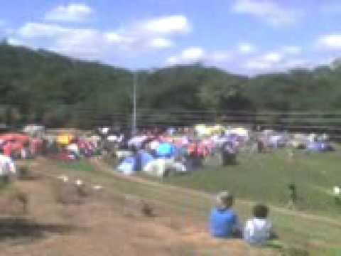 CAMPAMENTO ORIÓN 2007 - ENTREVISTA A ABNER