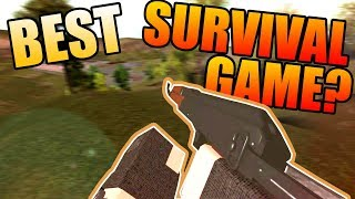 THE BEST SURVIVAL GAME ON ROBLOX? | ROBLOX: State of Anarchy