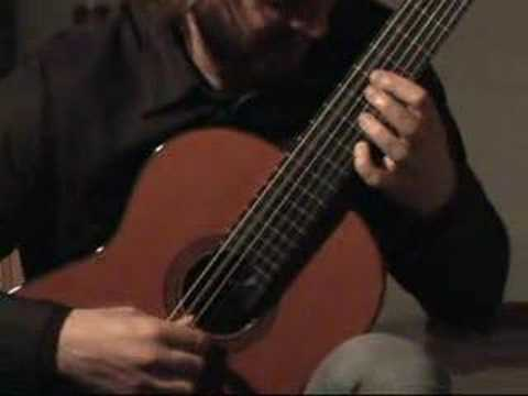 Marcin Dylla 2007 Guitar Foundation of America Winner