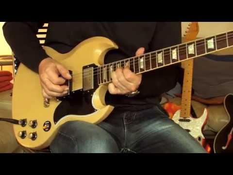 2007 Gibson Custom Shop Les Paul SG  Part1
