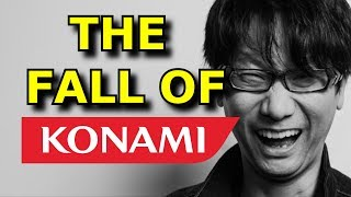 I'm MAD That Konami Is Now The WORST Game Studio! - Angry Rant