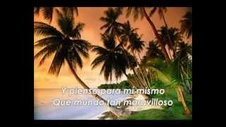 Somewhere Over The Rainbow Israel Kamakawiwo Ole Subtitulada En Español