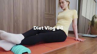 EN)Diet Vlog #6