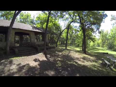 Sugar River Forest Preserve Camping 2014