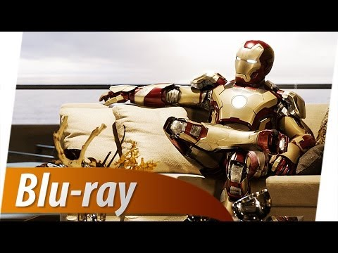 IRON MAN 3 Blu-ray-Test Trailer Deutsch German
