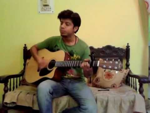 Jhoom - Ali Zafar (cover) video