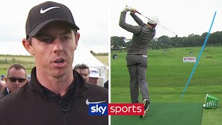 Rory McIlroy's best golf tips that WILL improve your game! ⛳ | Golf Tutorials