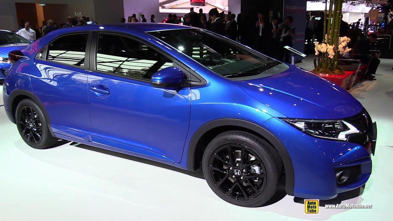 2015 Honda Civic 1.8 i VTEC Sport Navi - Exterior ...